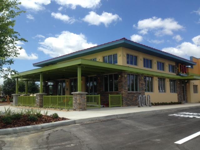 Restaurant PDQ, Sanford FL